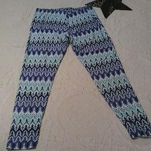 Ultra Flirt Pants - Soft Printed Leggings